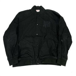 Undefeated Button Up Bomber Jacket